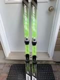 59 – Ski acrobatique avec fixation